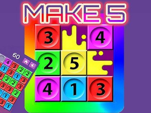 Play Make 5 Now!