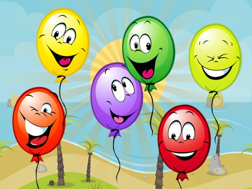 Play Funny Balloons Now!