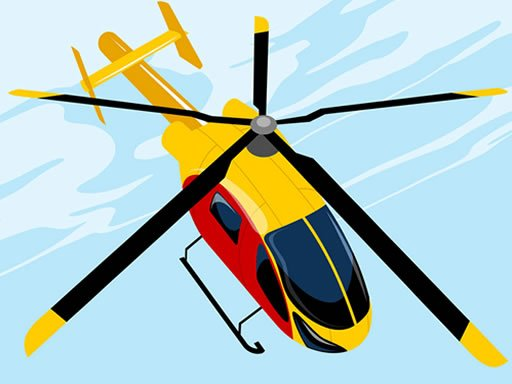 Play Dangerous Helicopter Jigsaw Now!