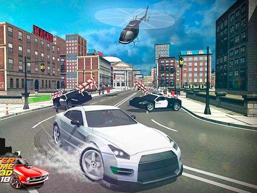 Play Real Gangster City Crime Vegas 3D 2018 Now!
