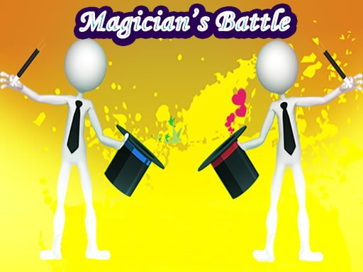 Play Magicians Battle Now!