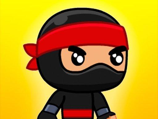 Play Jump Ninja Jump Now!