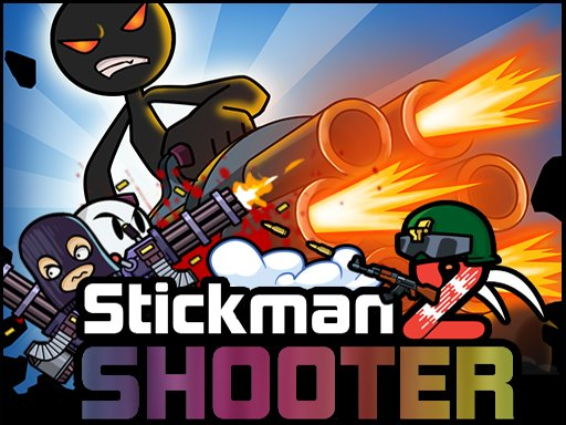 Play Stickman Shooter 2 Now!