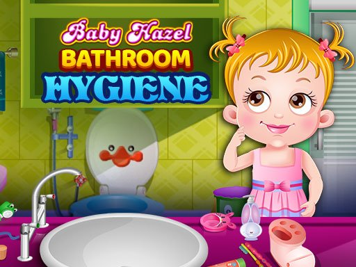 Play Baby Hazel Bathroom Hygiene Now!