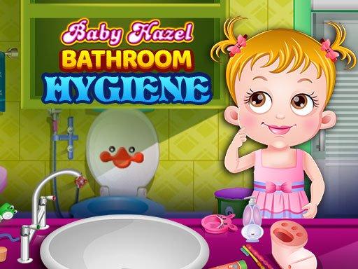 Play Baby Hazel Bathroom Hygiene Now!