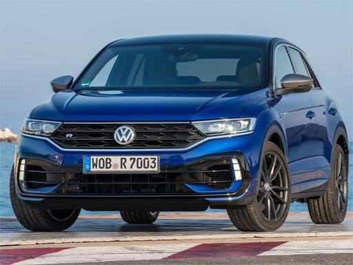 Play Volkswagen T-Roc R Puzzle Now!
