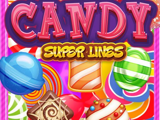 Play Candy Super Lines Now!