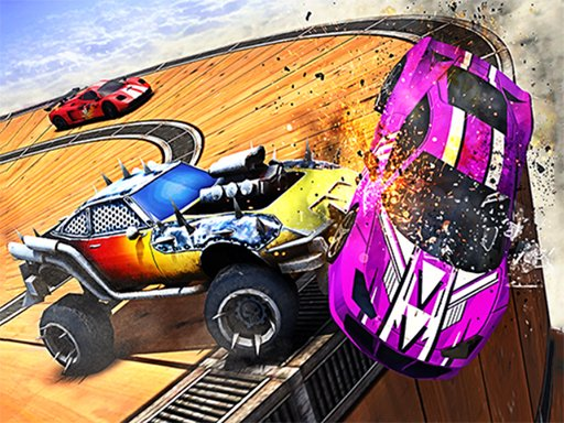 Play Demolition Derby Challenge Now!