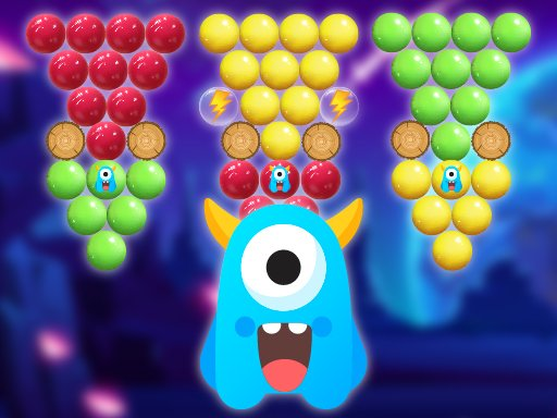 Play Magical Bubble Shooter Now!