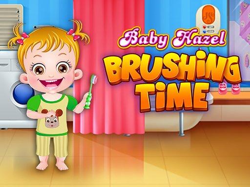Play Baby Hazel Brushing Time Now!