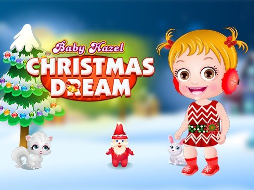 Play Baby Hazel Christmas Dream Now!