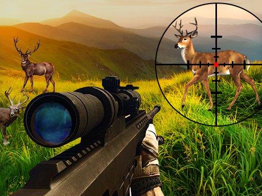 Play Wild Hunter Sniper Buck Now!