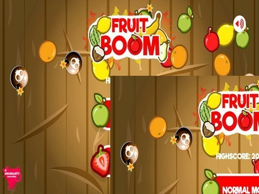 Play Fruit Booms Now!