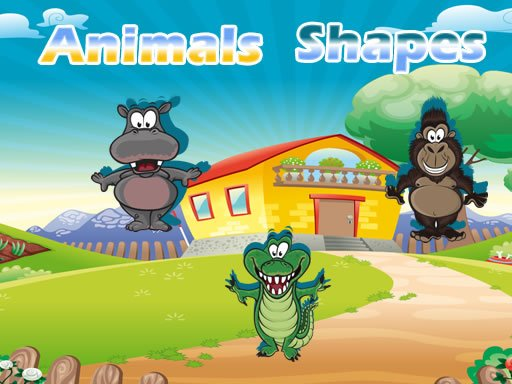 Play Animals Shapes Now!