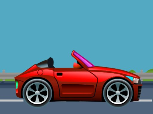Play Cute Cars Puzzle Now!