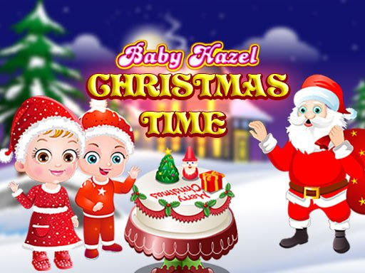 Play Baby Hazel Christmas Time Now!