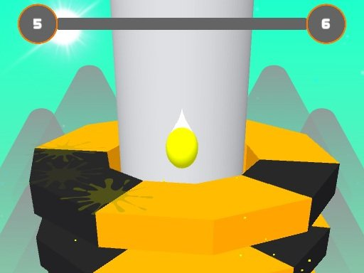 Play Stack Ball Now!