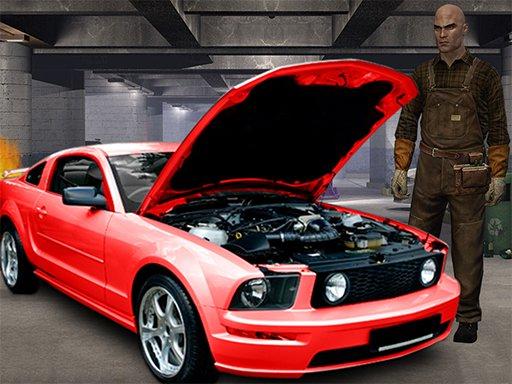 Play Car Mechanic Simulator Now!