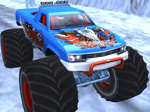 Play Winter Monster Truck Now!