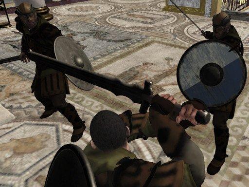 Play Parthian Warrior Now!