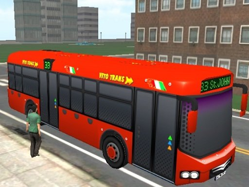 Play Bus Simulator Public Transport Now!