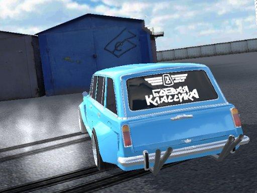 Play Lada Russian Car Drift Now!