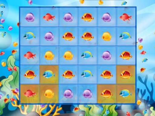 Play Fish Match Deluxe Now!