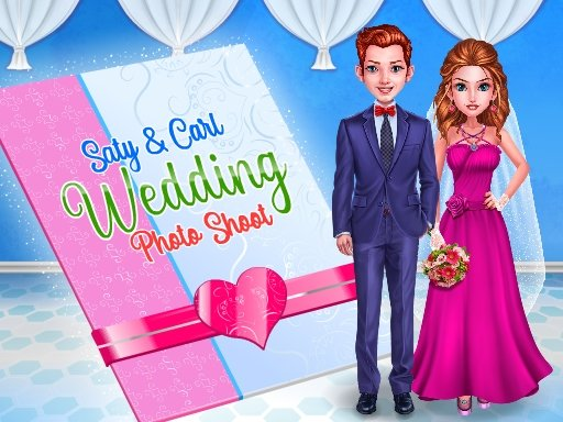 Play Saty & Carl Wedding Photo Shoot Now!