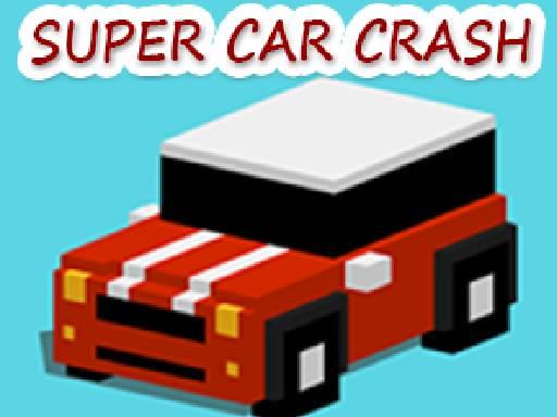 Play Super Car Crash Now!