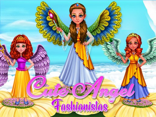 Play Cute Angel Fasionistas Now!