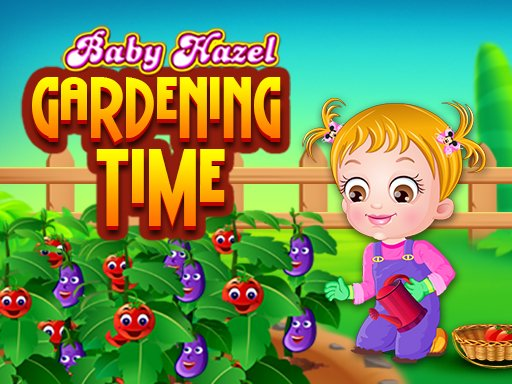 Play Baby Hazel Gardening Time Now!