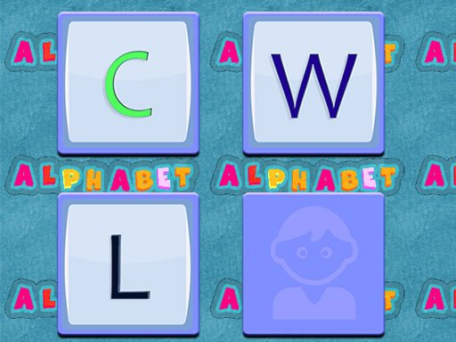Play Alphabet Memory Now!