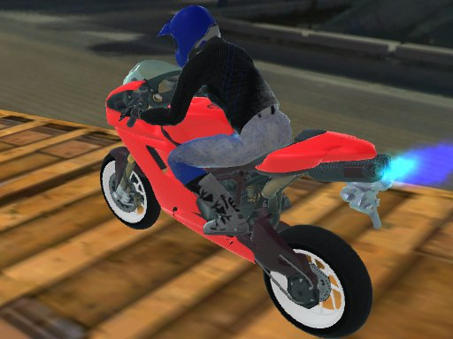 Play Extreme Bike Track Now!