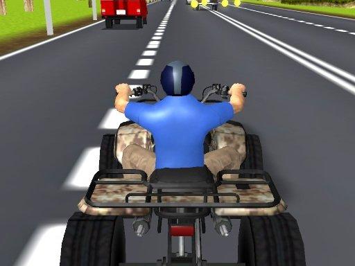 Play ATV Highway Traffic Now!