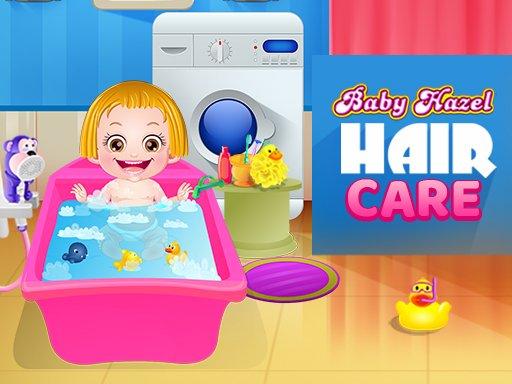 Play Baby Hazel Hair Care Now!