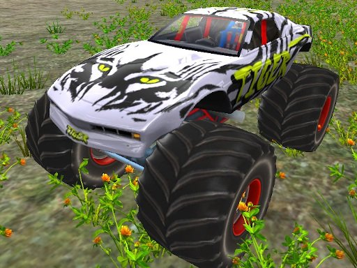 Play Monster Truck Driver Now!