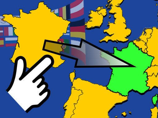 Play Scatty Maps: Europe Now!