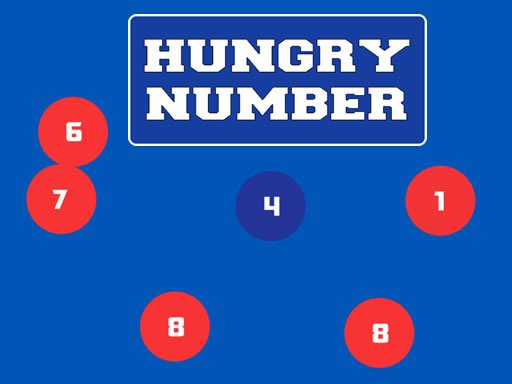 Play Hungry Numbers Now!