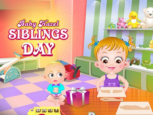 Play Baby Hazel Siblings Day Now!
