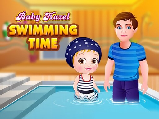Play Baby Hazel Swimming Time Now!