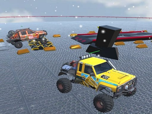Play Xtreme Offroad Truck 4x4 Demolition Derby 2020 Now!