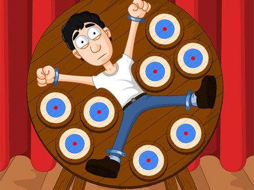 Play Dart Wheel Now!
