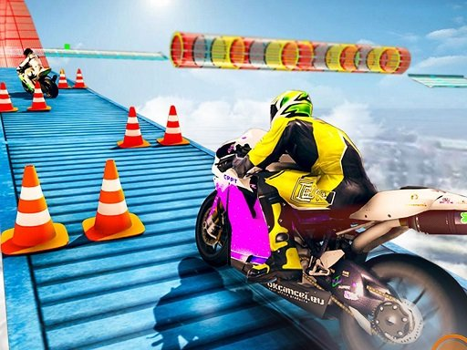 Play Moto Rider: Impossible Track Now!