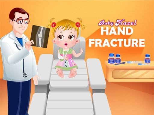Play Baby Hazel Hand Fracture Now!