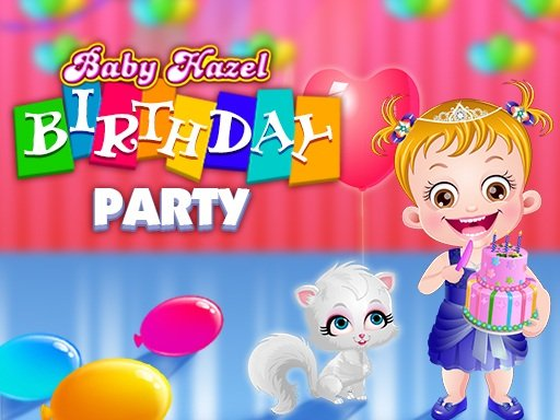 Play Baby Hazel Birthday Party Now!