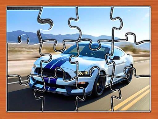 Play Supercars Jigsaw Now!