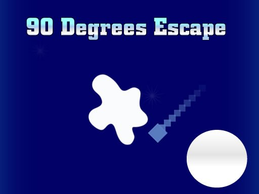 Play 90 Degrees Escape Now!