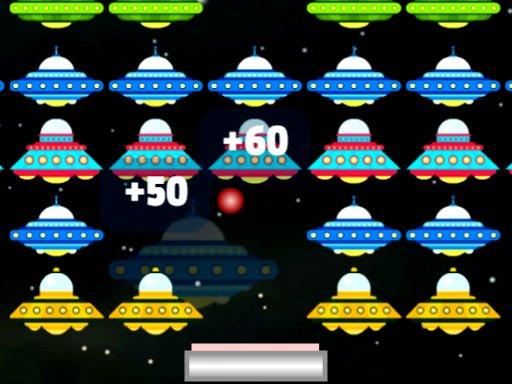 Play UFO Arkanoid Deluxe Now!