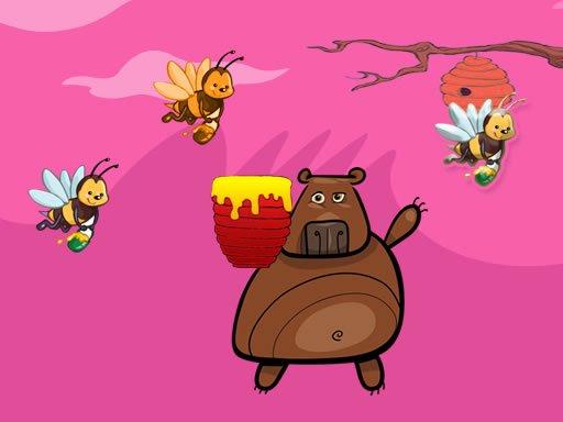 Play Bear Honey Drop Now!