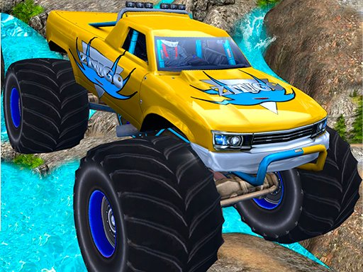 Play Monster Truck Speed Race Now!
